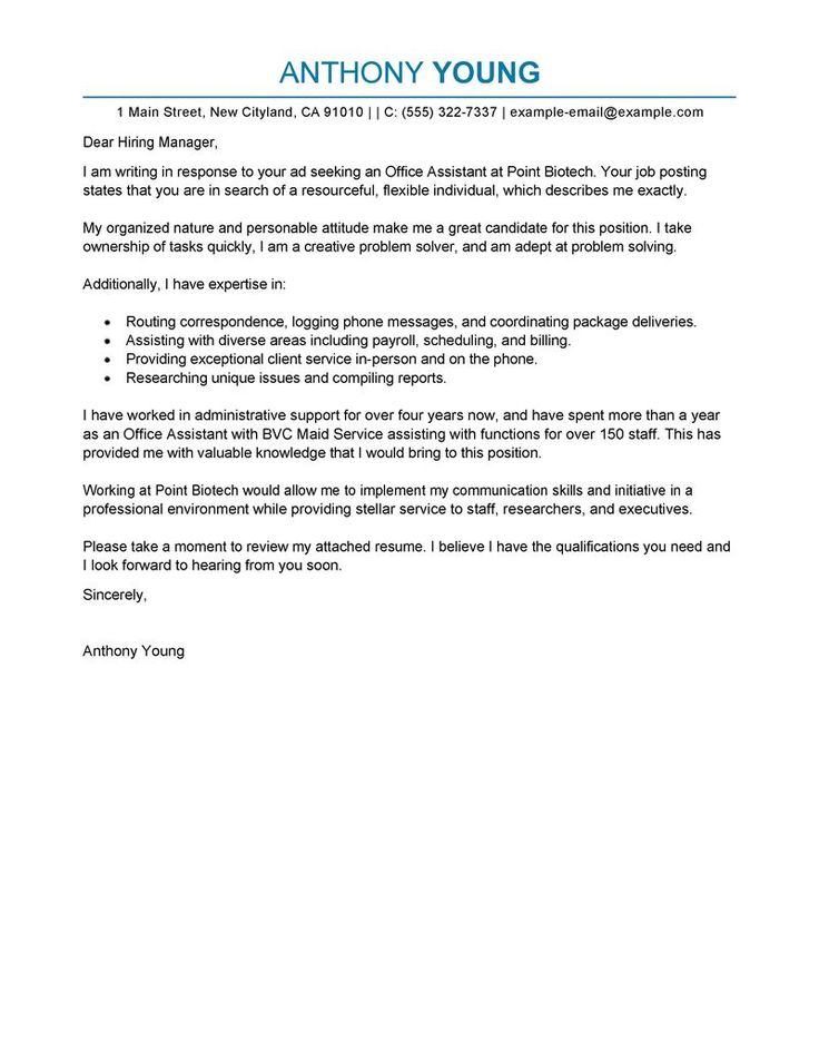 25+ unique Free cover letter examples ideas on Pinterest Resume - operations manager cover letter