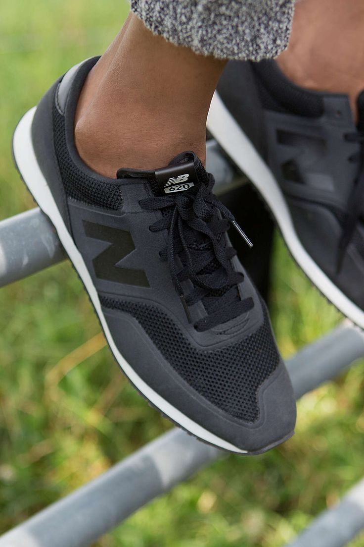 new balance 620 womens black