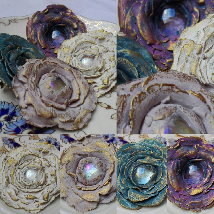 Yesterday I've watched The Beauty and the Beast movie with my friends and I got inspired by the wonderful scenery, decoration, atmosphere and details. So here are my new pastel rose brooches:  #thebeautyandthebeast #roses #brooch #jewelry #handmade #handpainted #craft #rococo #baroque #pastel #pastelcolor #gold #polymerclay #rosebrooch #romantic #floraljewelry #flowers #blossom #boudoir #pentart #decorsoft #bridesmaid #ballroom #belle #petals #shabbychic #chic #shabby #ornamentation