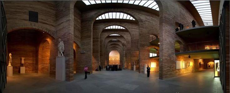 Museo Nacional de Arte Romano (National Museum of Roman Art in Merida), Moneo