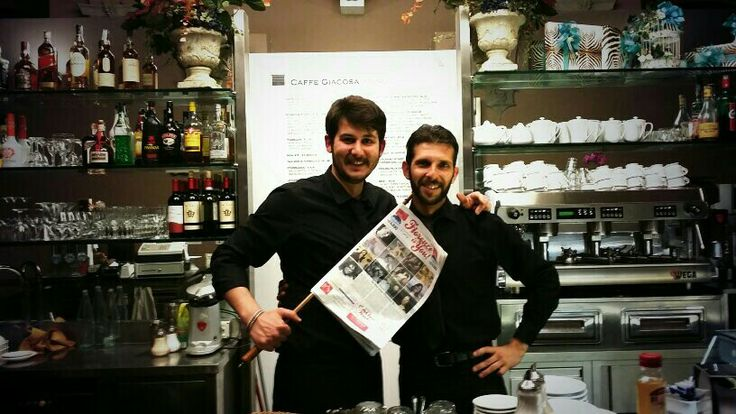 If you are in #Florence today and would like to have a tea or an aperitif we recommend the Cafe Giacosa in Palazzo Strozzi, our friends Andrea and Daniele are expecting you! www.florenceisyou.com