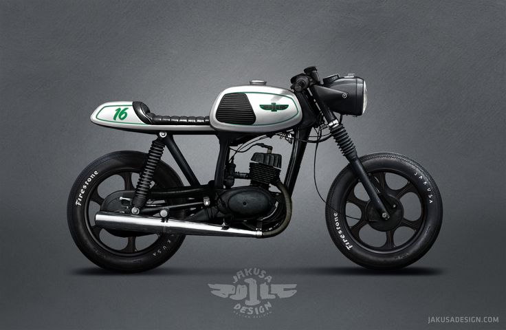 MZ TS 150 Cafe Racer https://www.facebook.com/JakusaDesign