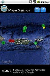 Red Sismica de Puerto Rico - Actualizaciones en tiempo real.