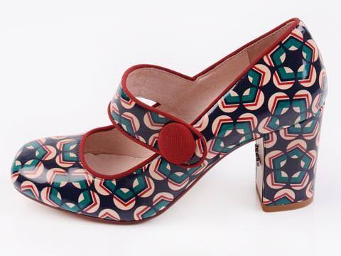 Sko - Fornarina: Dorothy | Ydersiden af skoen