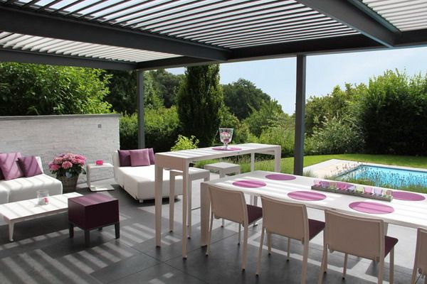 Gartenlounge überdacht  Garten Lounge Uberdacht. 7 best fasáda a plot images on pinterest ...