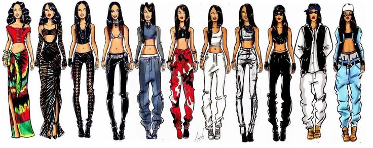 dinos-sy:  The Evolution of Aaliyah-by Jerron Couture  Rock The Boat We Need A Resolution More Than A Woman Try Again Are You That Somebody? Hot Like Fire One In A Million 4 Page Letter If Your Girl Only Knew Age Ain't Nothing But A Number Back And Forth