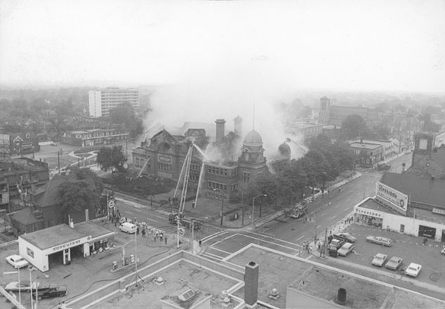 historypin map first united church fire 3749