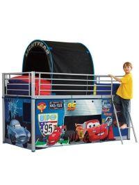 Disney Cars 2 Halfhoogslaper bed tent pakket, €109,96.