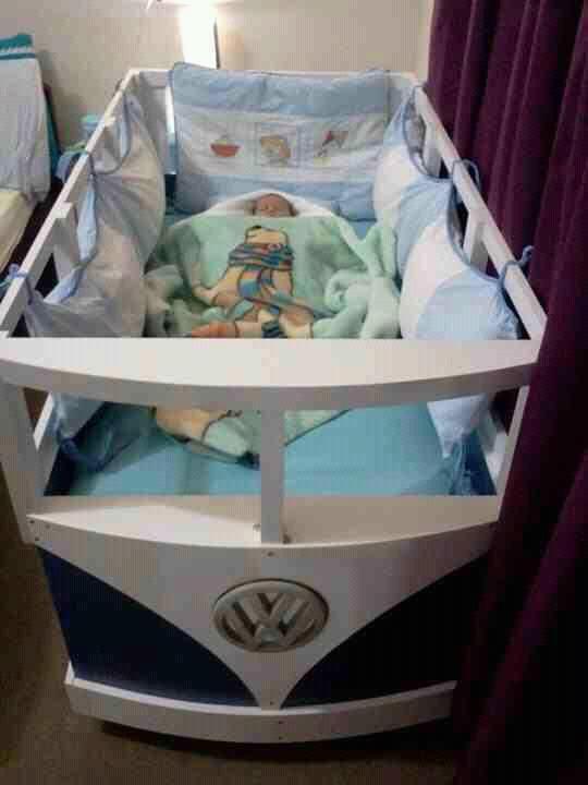 Volkswagen wiegje!