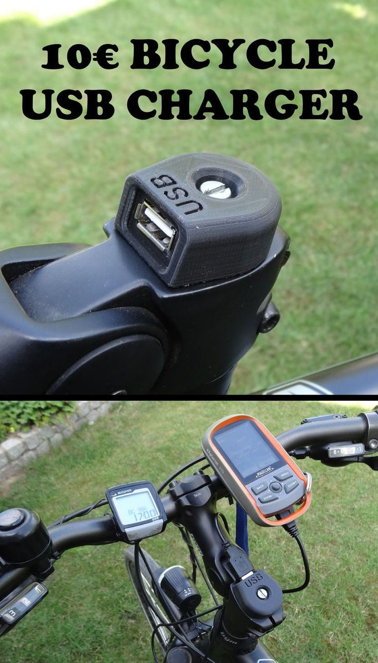 How To Create Your Own Bicycle Usb Charger For A Bicycle