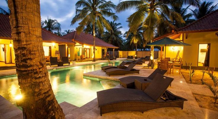 Guesthouse Belukar, Gili Trawangan, Indonesia - Booking.com - £54 per night