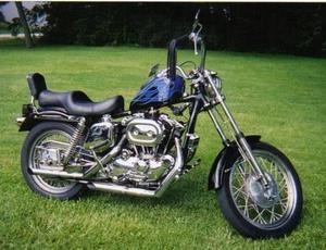 vintage sportster harley | Vintage 1972 Harley Davidson Motorcycle Sportster Ironhead | eBay
