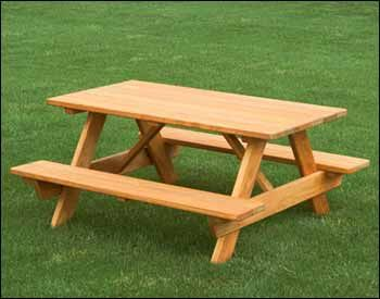 Kids Picnic Table Picnic Table Wooden Picnic Tables 400 x 300
