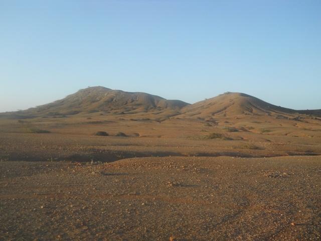 El desierto de la Guajira (Colombia)