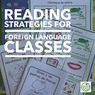 Reading Strategies for the Foreign Language Classroom- How Teaching Them Can Really Help Your Students