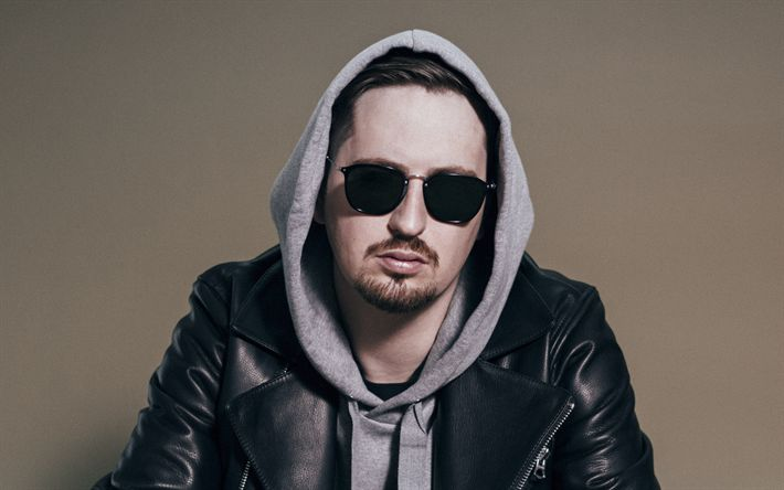 Download wallpapers Robin Schulz, 4k, german DJ, guys, celebrity, DJs