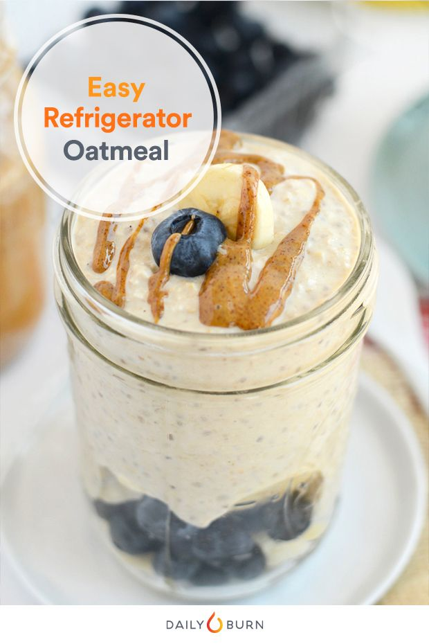Refrigerator Oatmeal: The Breakfast You Need to Try