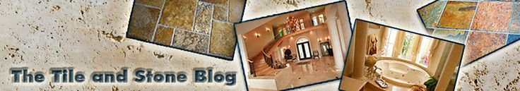 Tile and Stone Blog.  Great blog when you just do not know what to do with your tile floor!!
