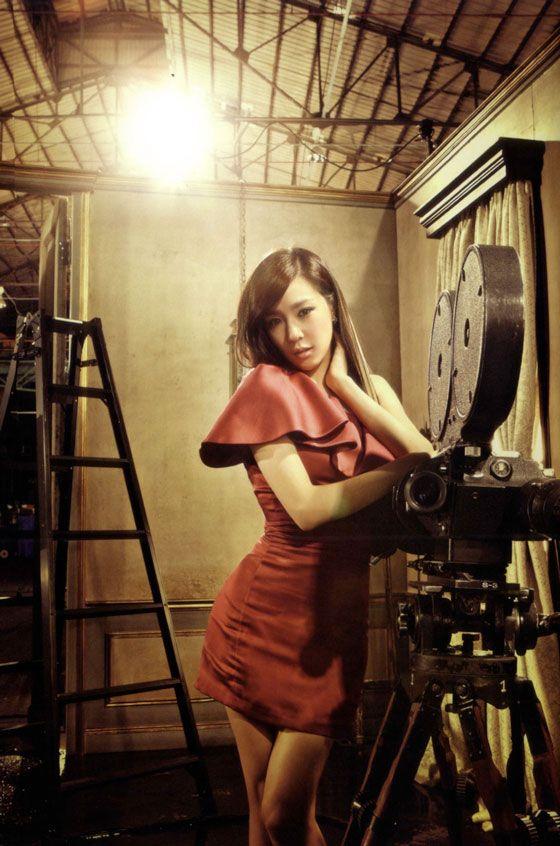 Girls Generation SNSD member Tiffany  (Stephanie Hwang / Hwang Mi-Young)