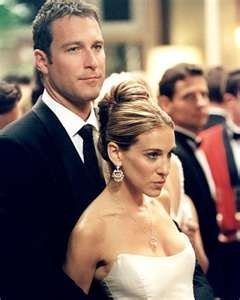 Carrie should have picked Aiden. John Corbett is the perfect man.