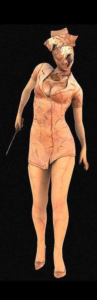 Silent Hill - Manifestation - Nurse