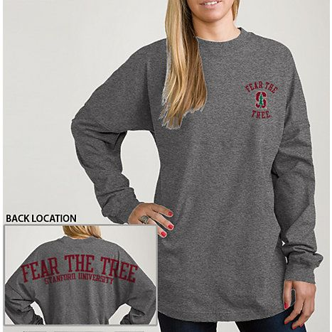 15 best images about stanford the tree on pinterest for Stanford long sleeve t shirt