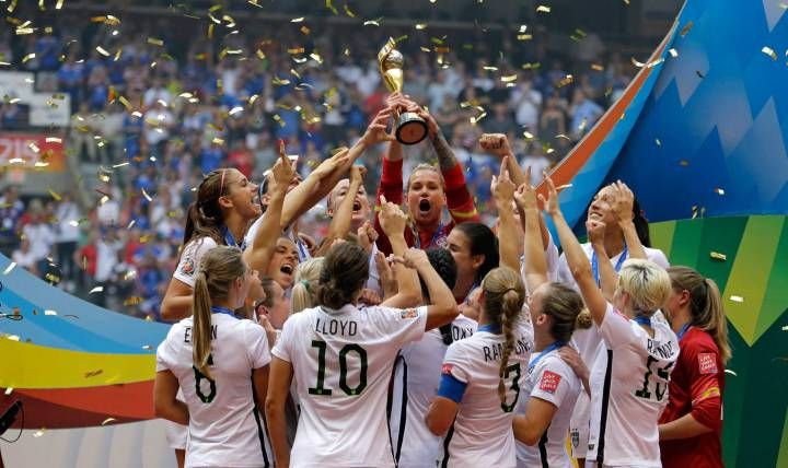 US Women's Soccer: World Cup Champs Strike Labor Deal
