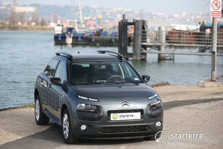 Citroën C4 Cactus BlueHDI 100 Feel - http://blog.starterre.fr/presentation-vehicule/citroen-c4-cactus-bluehdi-100-feel.html