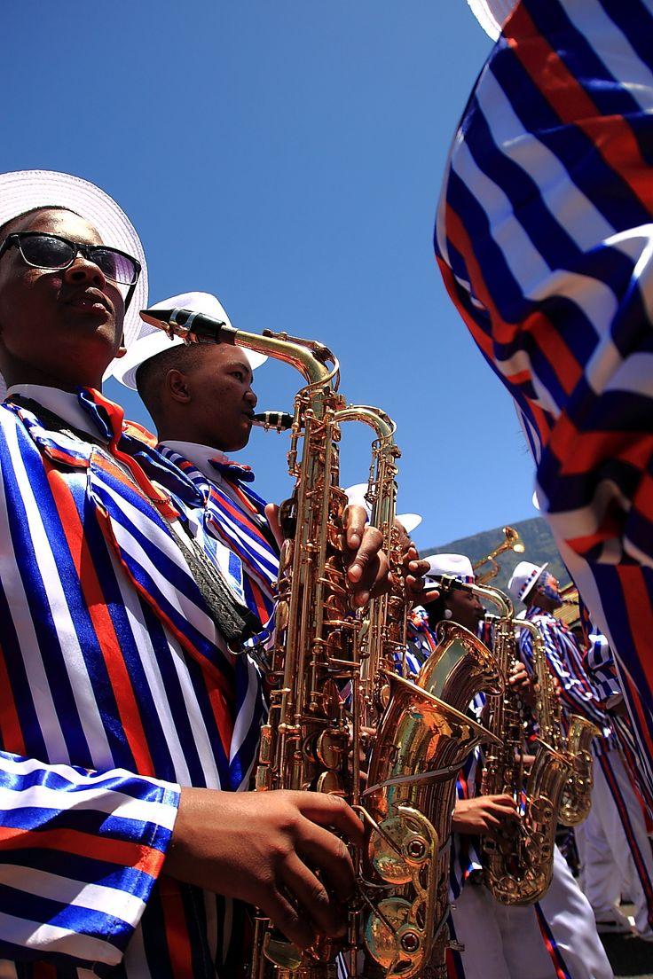 Kaapse Klopse Cape Minstrels 2016 #kaapseklopse