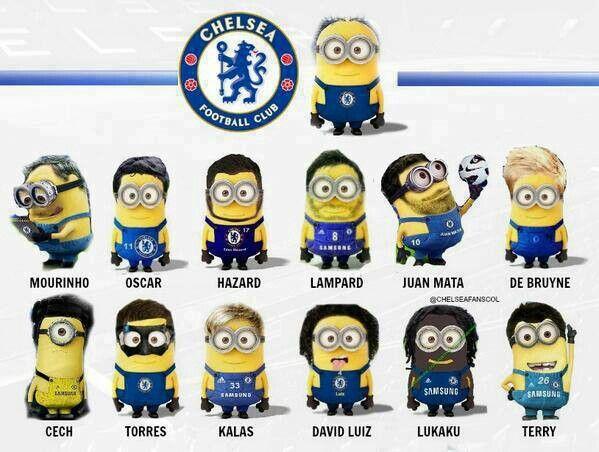 Chelsea minions