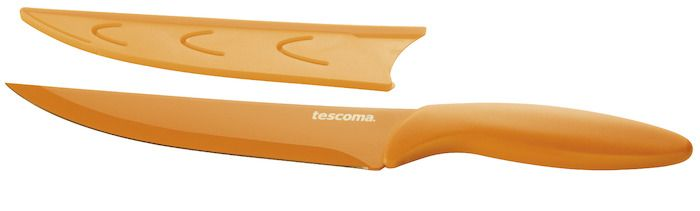 Cuchillo trinchar antiadherente 18 cm linea Presto tone http://www.tescomaonline.es/cortar-233076/cuchillos-para-carne-305076/presto-tone-cuchillo-trinchar-antiadherente-18-cm-linea-presto-tone-1459071/