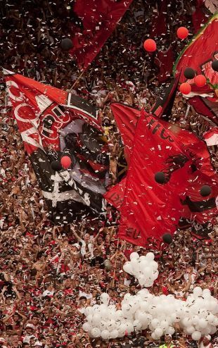 Torcida do Flamengo, Rio