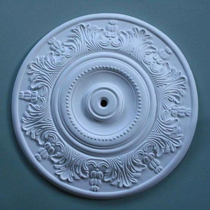 Victorian Plaster Ceiling Rose 500mm MPR022  £34