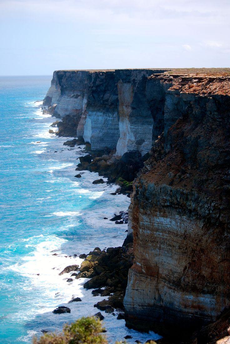 Cliff's, Great Australia Bight, South Australia