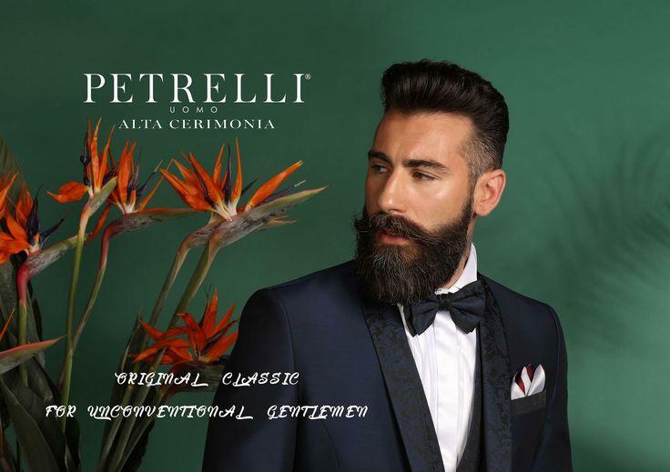 L'autentico stile italiano che si ritrova nella sartorialità di ogni capo e nella scelta dei piu' esclusivi modelli e tessuti. Tutto studiato e concepito per essere indossato in ogni occosiane, evento galà o cerimonia, ma sopratutto per soddisfare il desiderio di essere anche tu un protagonista.  www.petrelliuomo.com rivenditori@petrelliuomo.com ph. Alex Belli model Gianluca Di Sotto  #stile #cerimonia2018 #petrelliuomo #passion2018 #bodas #groom #complementos #sposo #sposi #matrimonio
