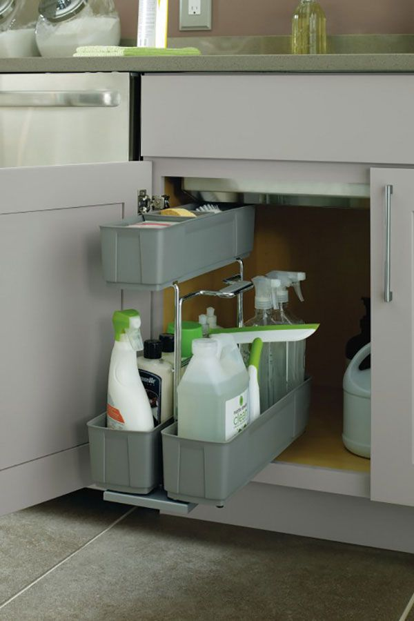Website Picture Gallery Diamond at Lowe us Cabinets Sink Base Cleaning Caddy