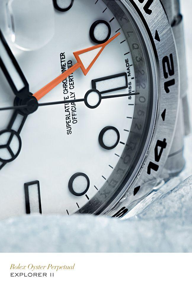 Rolex Explorer II 42mm,réf 216570 en acier 904L, bracelet Oyster avec Easylink, calibre manufacture Rolex 3187 fonction second fuseau horaire