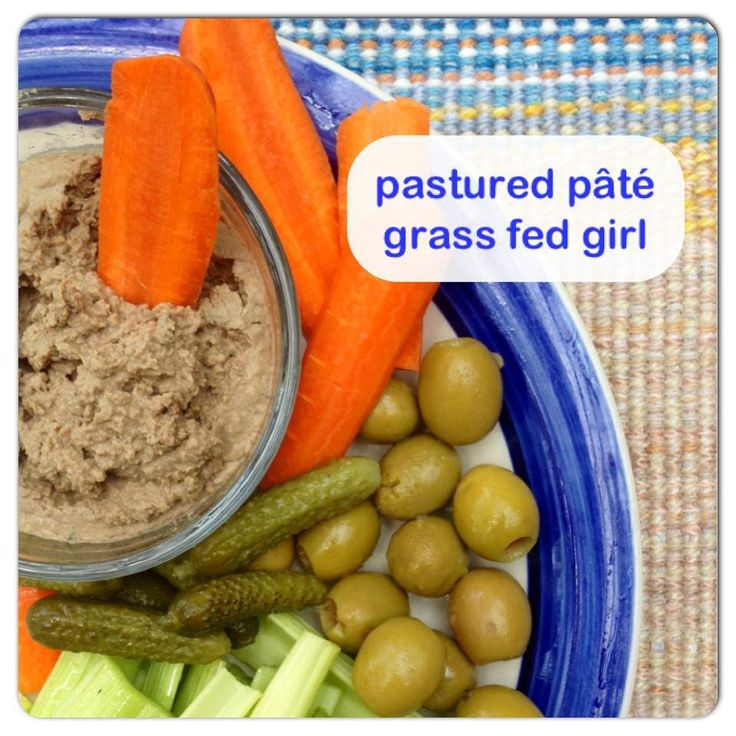 8 Reasons to Eat More Liver and Duck Pate Recipe - Grass Fed Girl