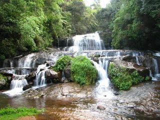 Famous Vattakanal Falls in Kodaikanal