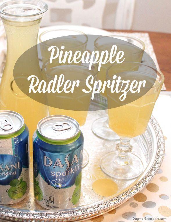 how to make a radler