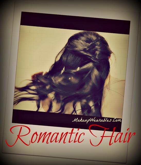 Easiest way to 4 strand braid  your own hair. Effortless, romantic, braided half-up updo.   Easy hairstyles tutorial - everyday, wedding, bridal, prom, homecoming.    #hairstyles #hair #hairtutorial #updos #updo #hairstyle #braid #longhair #mediumhair #wedding #bridal #curls #hairtutorial #hairdos #peinado #coiffure #bridesmaid #hairdo #prom #homecoming #formal #party #braid #frenchbraid #4strandbraid #fourstrandbraid #halfuphalfdownupdo #halfup #braidedhairstyles #romantic #beauty #style