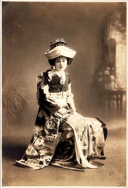Japanese wedding outfit: photo by Sgt.Steiner