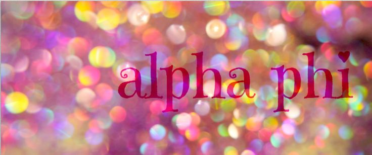 alpha phi fb cover photo. designed by yours truly :D