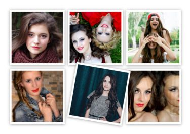 Photovisi Photo Collage | Free Online Photo Collage Maker |