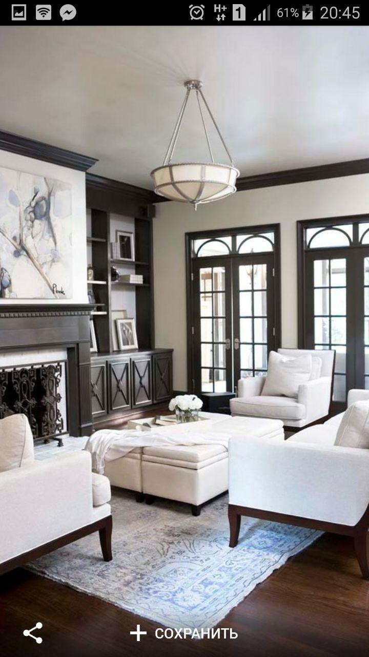 345 besten Гостиные классика. Classical living-room. Bilder auf ...