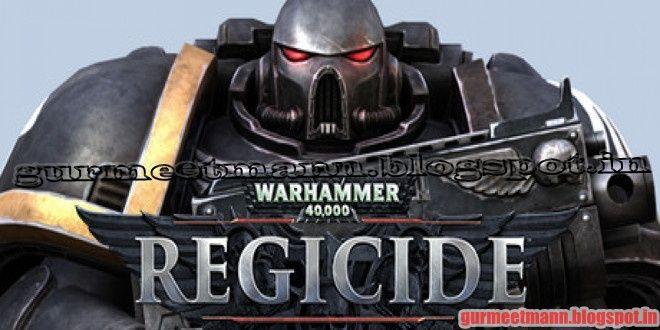 Warhammer 40000 Regicide -  PC Games | Full Version - Downloads Free PC Game
