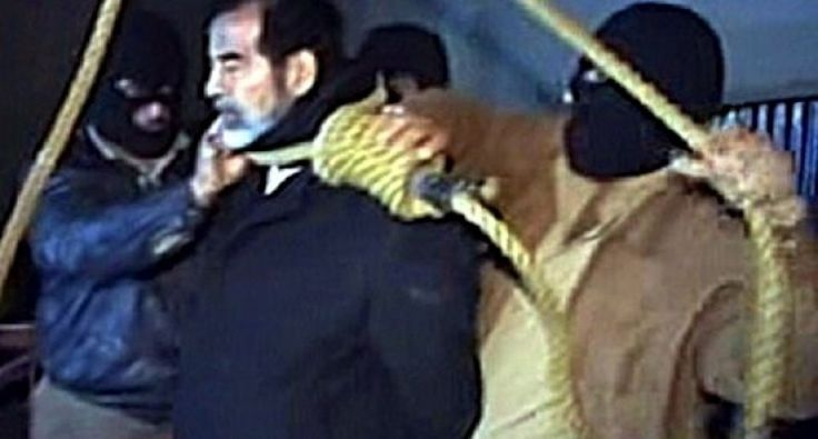 The Noose Used To Kill Saddam Hussein Is Up For Auction « Pat Dollard