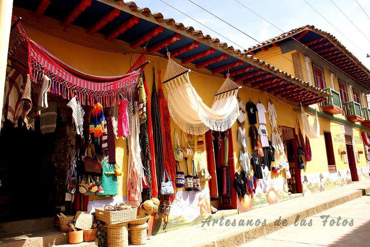 Ráquira, uno de los pueblos más lindos de Boyacá