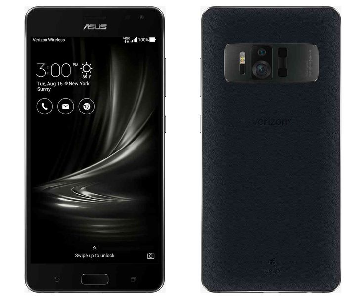 ASUS ZenFone AR now available from Verizon