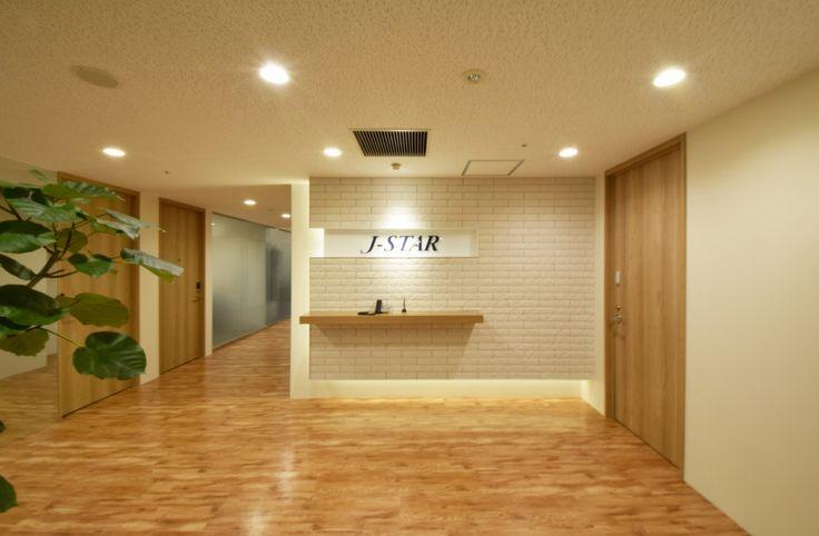 空間を贅沢に使った高級感あふれる広々オフィス空間 |オフィスデザイン事例|デザイナーズオフィスのヴィス